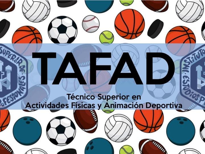plazas TAFAD