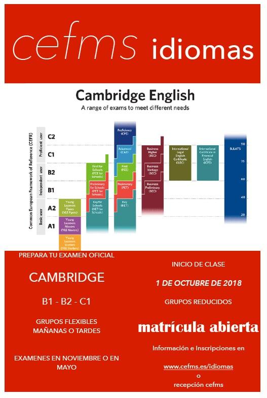 cefms idiomas